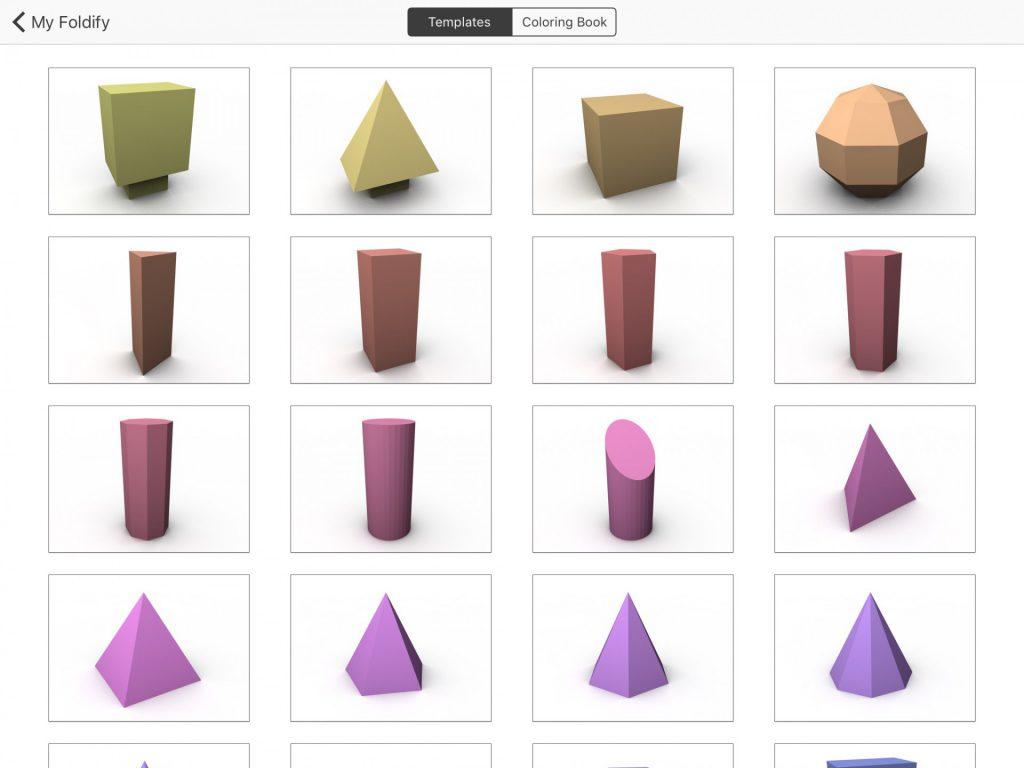 foldify formes