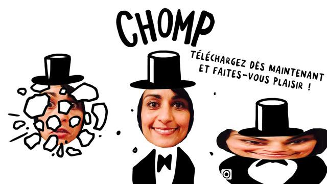 Chomp-fou-rire