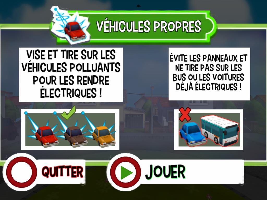 Cleanopoplis vehicules propres