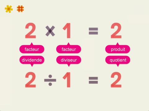 R viser ses tables de multiplication learning maths app for Multiplication pour enfant